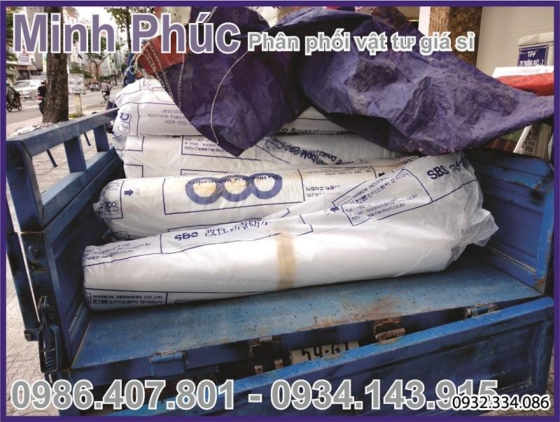 cuộn giấy dầu chống thấm hàn quốc