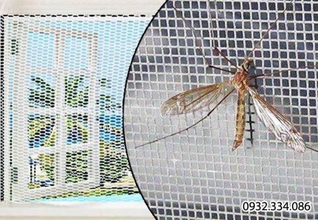 Lưới chống côn trùng   lưới chống muỗi